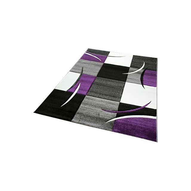 MERINOS - Tapis de Salon Moderne Design DIAMOND 665 950 200x290 AMZ ...