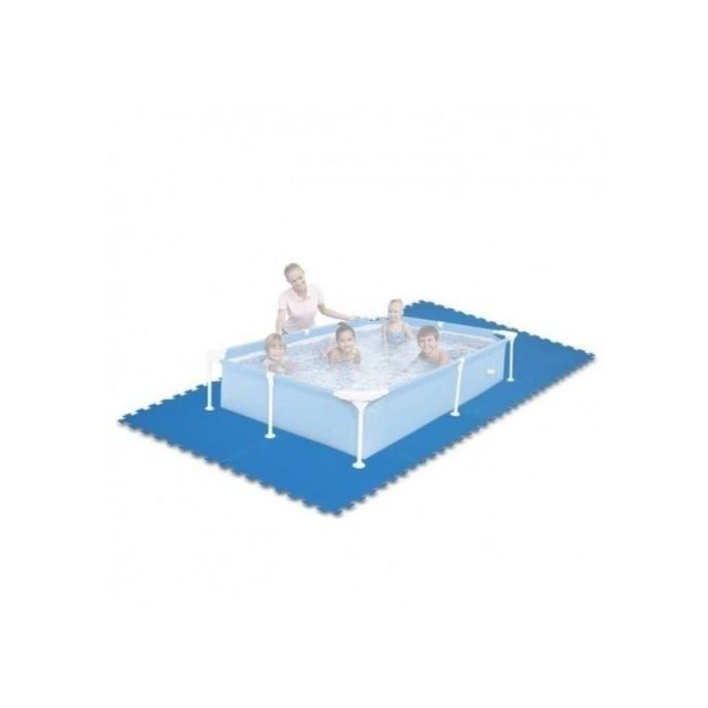 intex tapis mousse pour piscine 8 pi ces pas cher. Black Bedroom Furniture Sets. Home Design Ideas