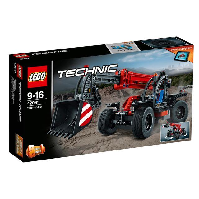 Lego Le manipulateur télescopique - 42061