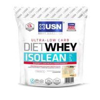 Usn - Protéine Diet Whey Isolean Vanille 454 g