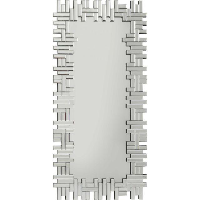 Karedesign Miroir rectangulaire Puzzle 120x58 cm Kare Design