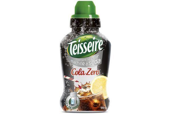TEISSEIRE Concentré Cola Zéro 500ml