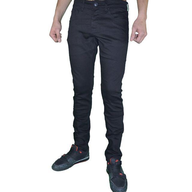 autre original ado jean homme d2148 slim fit noir pas cher achat vente jeans homme. Black Bedroom Furniture Sets. Home Design Ideas