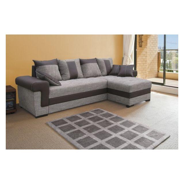 meublesline magnifique canap 4 places quin avec angle droit ou gauche achat vente canap s. Black Bedroom Furniture Sets. Home Design Ideas