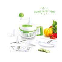 Always Fresh Kitchen - Accessoires de découpe 10 en 1 Always Fresh Mixer