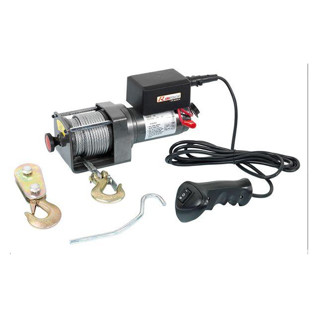 Belle Ribitech - treuil électrique 12v 1134kg à fixer - pe12v/2500 - pas PM-67