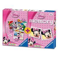 Ravensburg - Pack Memory Minnie + 3 Puzzles 22202 5