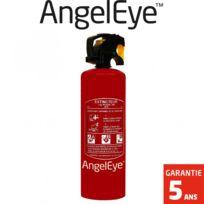 Angeleye - Extincteur poudre Nf Abc Ae-p2-FR - Pression auxiliaire 2 kg - Garantie 5 ans