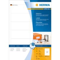 Herma - InkPrint Special étiquettes inkjet, 96,5 x 42,3 mm