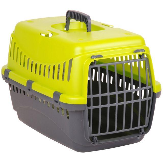 promobo panier de transport cage de voyage pour chat et. Black Bedroom Furniture Sets. Home Design Ideas