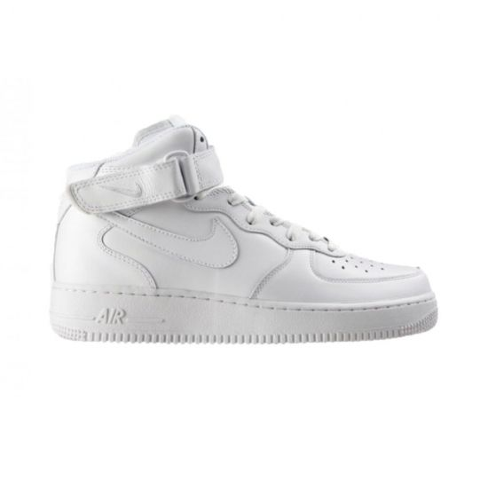 2a3a8db96e6 Nike - Fashion   Mode Air Force 1 Mid 07 - pas cher Achat   Vente Baskets  homme - RueDuCommerce