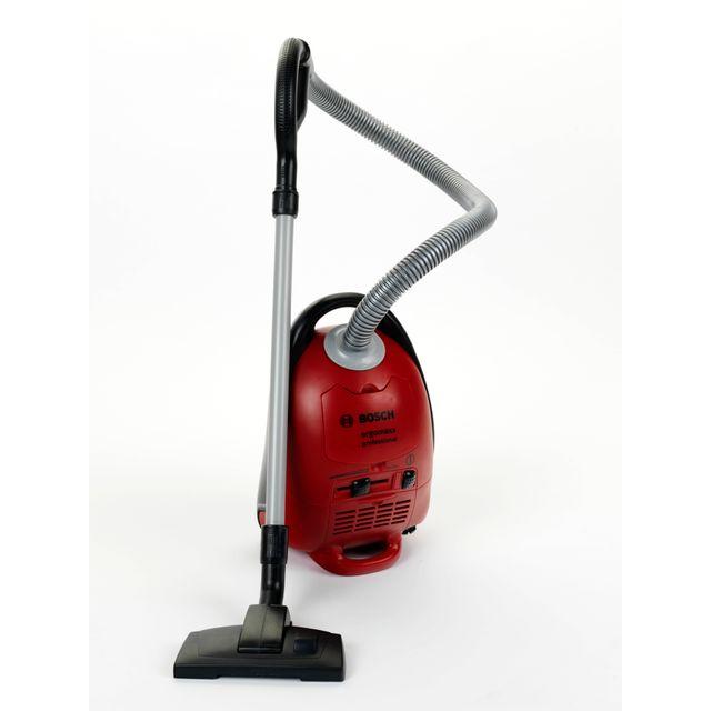 KLEIN Aspirateur Bosch rouge Ergomaxx - 6828
