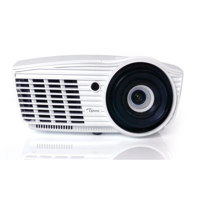 OPTOMA Vidéoprojecteur HD161X - Blanc