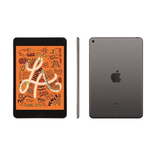 iPad mini 5 - 64 Go - Wifi - MUQW2NF/A - Gris sidéral