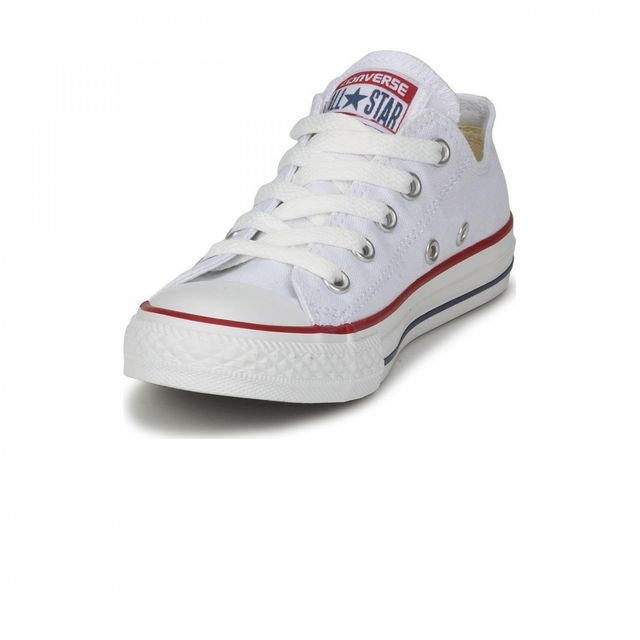 Converse - Chaussures All Star Basses Optical White W e17
