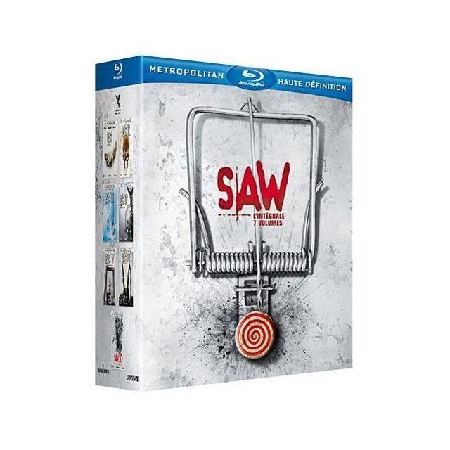 WARNER BROS - Coffret intégrale Saw