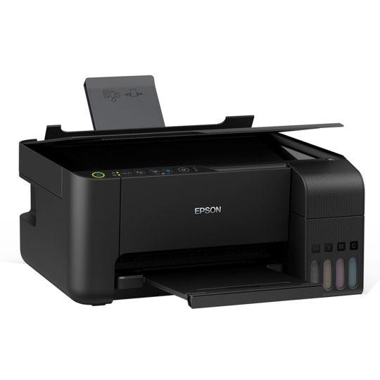 Imprimante Multifonction 3 en 1 EcoTank - ET-2710 - Noir