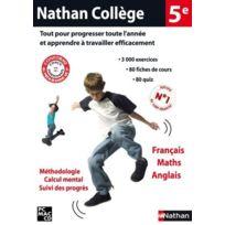 Mindscape - Nathan Collège 5E - Éd. 2008/2009- Pc - Neuf