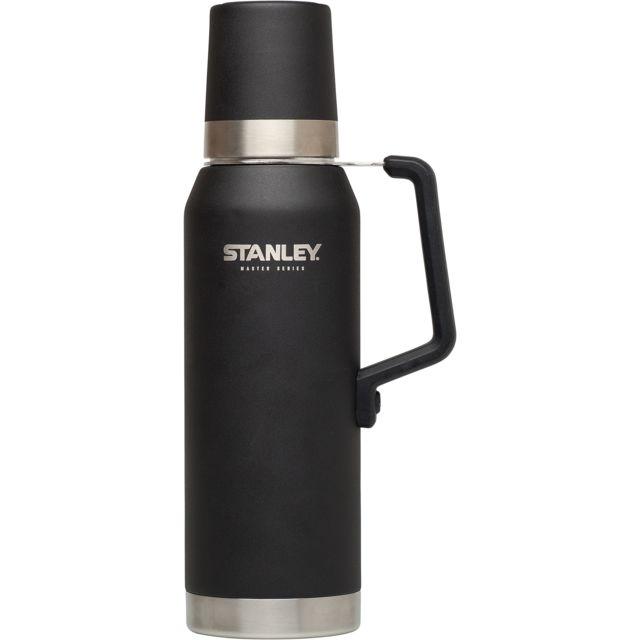 9893a769620 Stanley - Master Series - Gourde - 1300ml noir - pas cher Achat   Vente  Poches à eau