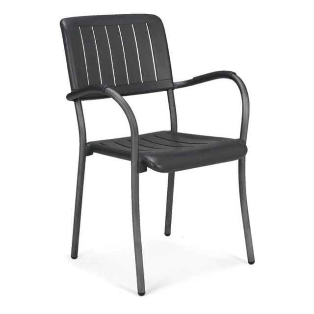 Nardi - Chaise avec accoudoir Jardin & Terrasse Musa - pas cher ...