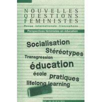 Antipodes Suisse - Revue Nouvelles Questions Feministes N.29/2 ; Perspectives Féministes En Education