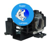 Genius - Super lampe Np07LP pour vidéoprojecteur Nec Np500