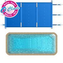 Piscine Center O'CLAIR - Bâche à barres Pool-Barres Plus rectangle pour piscine coque Piscine Provence Polyester Mega-Pool Confort