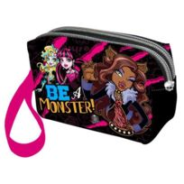 Monster High - Grande Trousse à maquillage 2 compartiments - Monster
