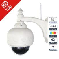 Mecer - Camera ip exterieur Hd zoom optique 4X - Onvif