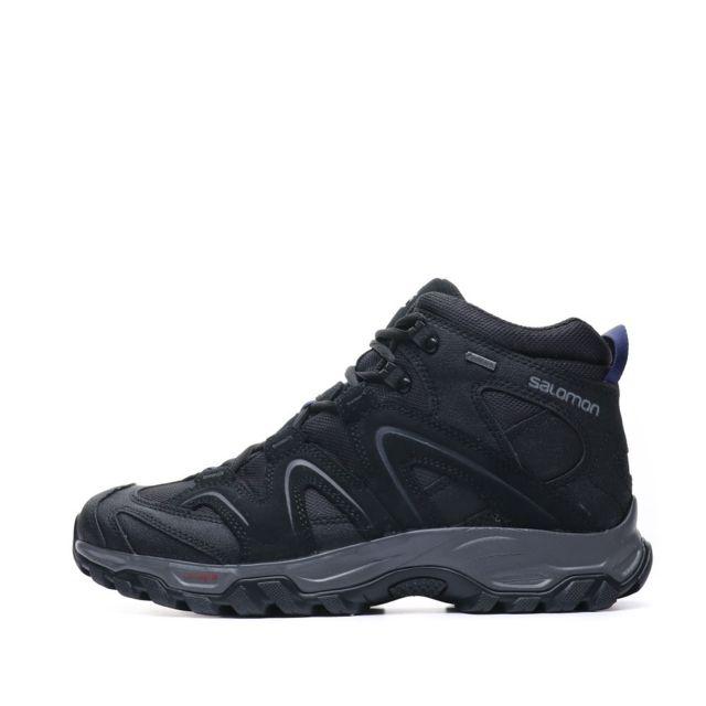 Salomon Vandom Mid 2 Gtx Chaussures de randonnée noir