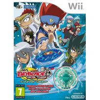 Hudson - Beyblade metal fusion : counter Leone - Wii