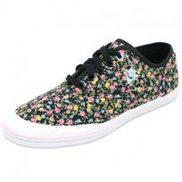04d344ccf3b Le Coq Sportif - Grandville Cvo Flowers Flo - Chaussures Femme Fille