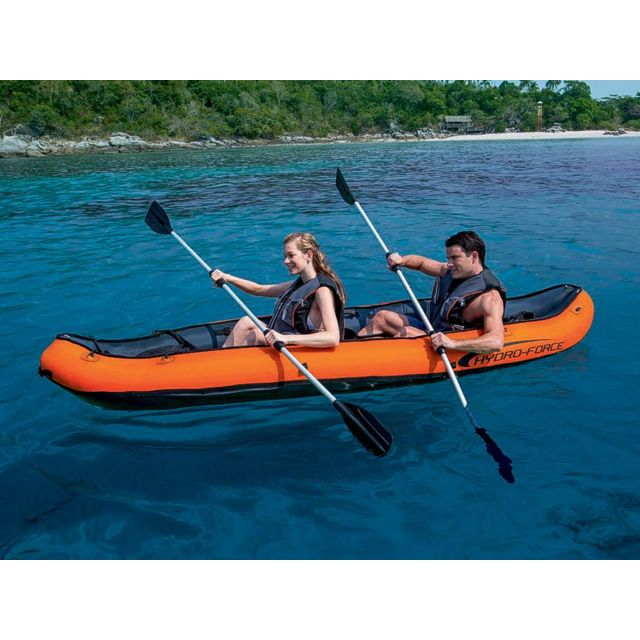 BESTWAY - Kayak gonflable Ventura Hydro-force - 2 places - 57053