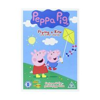 E1 Entertainment - Peppa Pig - Flying a Kite and Other Stories Import anglais