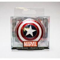 Semic Distribution - Porte Clés Captain America