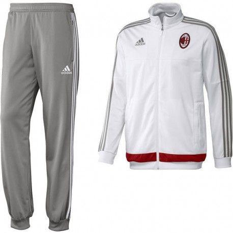 Adidas originals Survêtement Milan Ac blanc Football