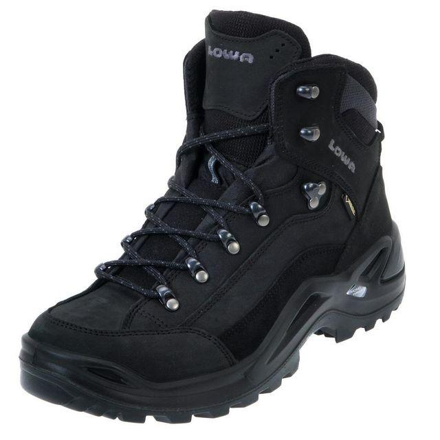 randonnées Chaussures marche gtx black Lowa mid Renegade OPZuiXk