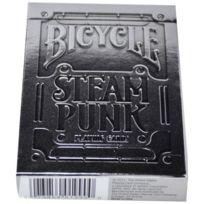Us Playing Card Co. - 1025591 Jeu de Société Bicycle Premium Silver Steampunk
