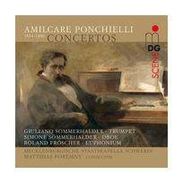 Mdg - Concertos pour trompette op 123, 146 & 198. Concerto pour euphonium op 155