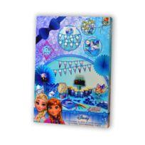DarpÈJE - Set de décoration Customise ta fête : La Reine des neiges Frozen