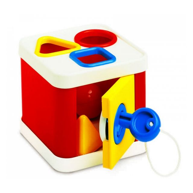 Ambi Toys Mon coffre fort a formes