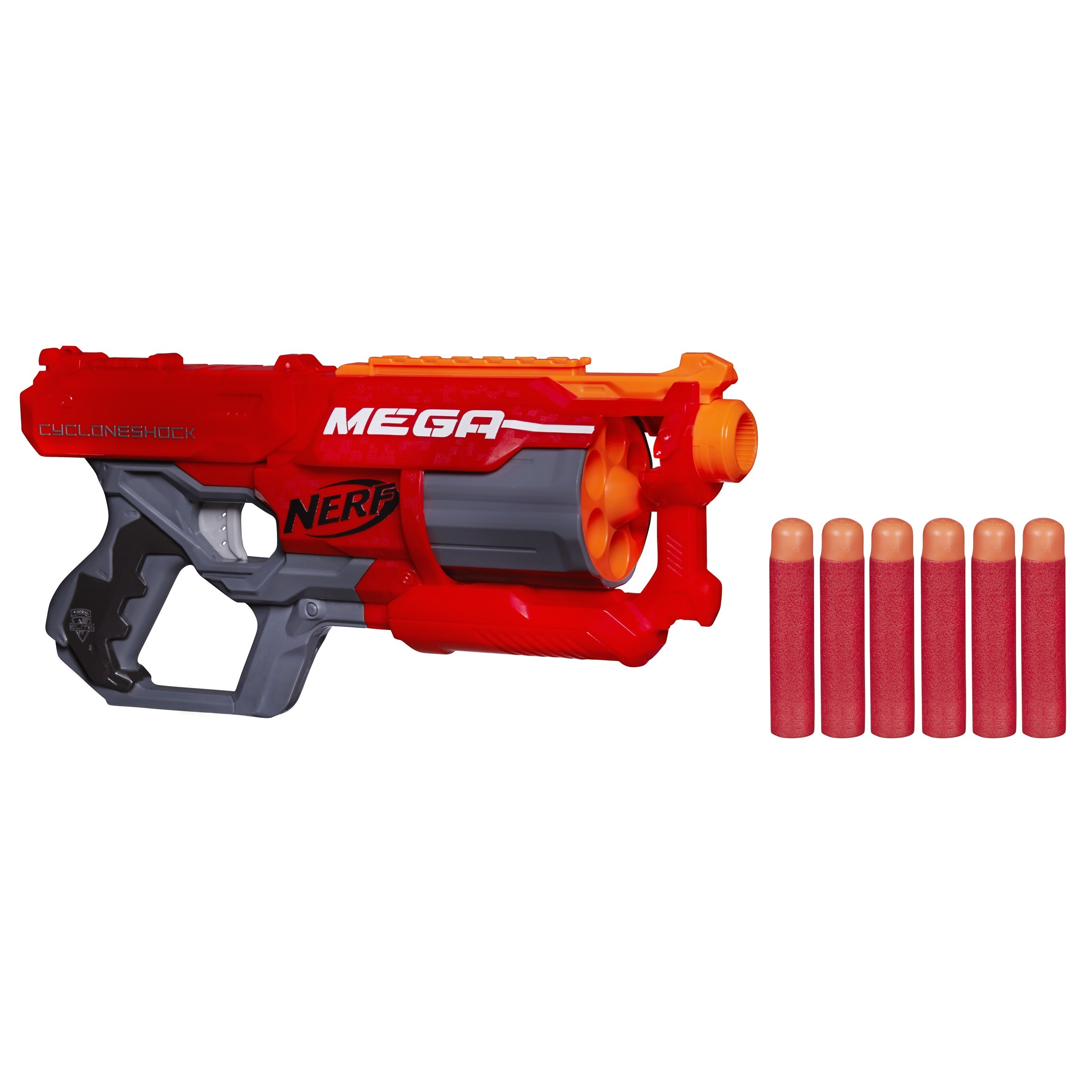 nerf pistolet elite m ga cyclone a9353eu40 pas cher achat vente jeux d 39 adresse. Black Bedroom Furniture Sets. Home Design Ideas