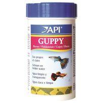 Api - Guppy Flocons - Pour poisson - 31 g