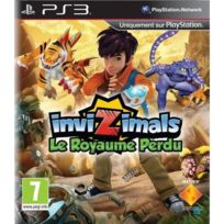 Sony - InVizimals : Le Royaume Perdu