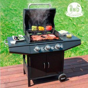 Marque Generique   Barbecue D Extérieur Démontable à Gaz   Cuisson En  Extérieur