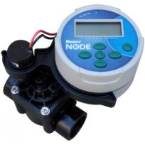 "HUNTER - vanne programmable 9v 1"" avec electrovanne - node-100-valve-b"