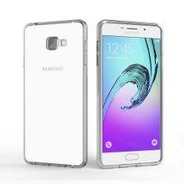 Cabling - Samsung Galaxy A5 2016 Coque de Protection, Etui Transparent Antidérapant Pour Samsung Galaxy A5 Smartphone 2016 Version, Protection Étui Slim Invisible Housse en Tpu Gel Avec Absorption de Chocs