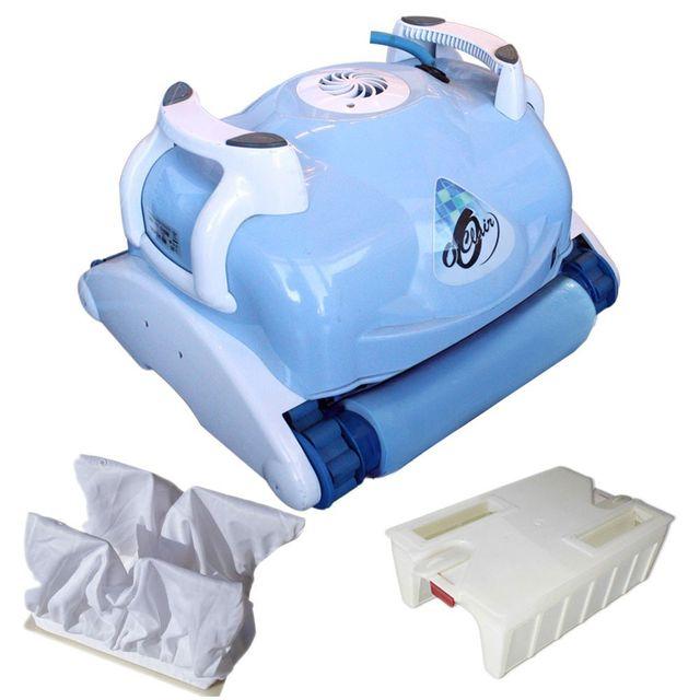 piscine center o 39 clair robot aquatron d2 o 39 clair pas cher achat vente robot lectrique. Black Bedroom Furniture Sets. Home Design Ideas