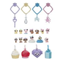 Hasbro - Petshop : Collection sucrée : Pack de 13 Teensies avec accessoires