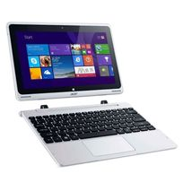 ACER - Tablette - Intel Atom Z3735F - RAM 2 Go - SSD 32 Go - 10.1'' - LED Tactile - Wi-Fi N/Bluetooth - Webcam - Windows 8.1 32 bits